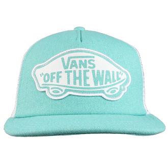 casquette pour femmes VANS - BEACH GIRL TRUCKE - PISCINE  BLEU , VANS