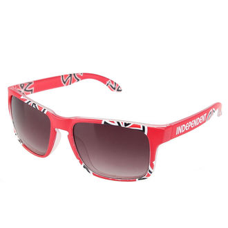 Lunettes de soleil INDEPENDENT - Traverser / Bar Cardinal rouge, INDEPENDENT