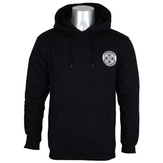 sweat-shirt avec capuche pour hommes - Colours Black - INDEPENDENT, INDEPENDENT