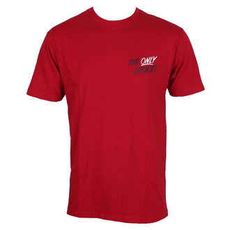 tee-shirt street pour hommes - Only Choice Cardinal Red - INDEPENDENT, INDEPENDENT