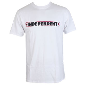tee-shirt street pour hommes - Spiral White - INDEPENDENT, INDEPENDENT