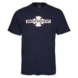 tee-shirt street pour hommes - OGBC Navy - INDEPENDENT, INDEPENDENT