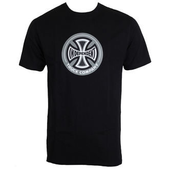 tee-shirt street pour hommes - 88 TC Black - INDEPENDENT, INDEPENDENT