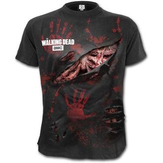 t-shirt de film pour hommes The Walking Dead - ZOMBIE - SPIRAL, SPIRAL, The Walking Dead