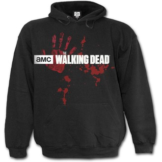 sweat-shirt avec capuche pour hommes The Walking Dead - ZOMBIE HORDE - SPIRAL, SPIRAL, The Walking Dead