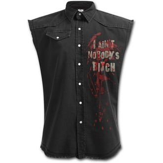 Chemise sans manches hommes SPIRAL - DARYL WINGS - En marchant Mort Pierre, SPIRAL