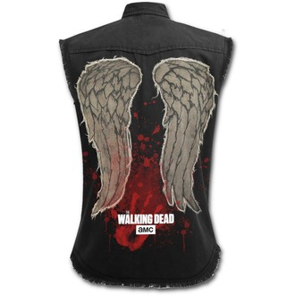 chemise sans manches aux femmes SPIRAL - DARYL WINGS - En marchant Mort, SPIRAL