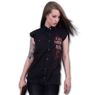 chemise sans manches aux femmes SPIRAL - DARYL WINGS - En marchant Mort, SPIRAL