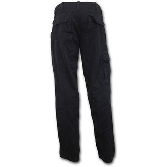 pantalon hommes SPIRAL - METAL STREETWEAR - Noir, SPIRAL