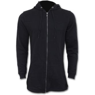 sweat-shirt avec capuche pour femmes - GOTHIC ROCK - SPIRAL, SPIRAL