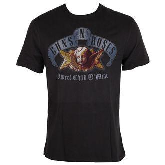 tee-shirt métal pour hommes Guns N' Roses - Guns N' Roses - AMPLIFIED, AMPLIFIED, Guns N' Roses