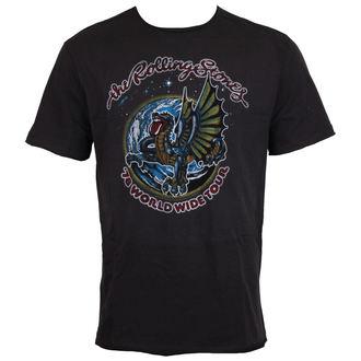 tee-shirt métal pour hommes Rolling Stones - ROLLIGN STONES - AMPLIFIED, AMPLIFIED, Rolling Stones