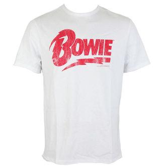 tee-shirt métal pour hommes David Bowie - DAVID BOWIE - AMPLIFIED, AMPLIFIED, David Bowie