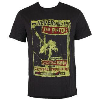 tee-shirt métal pour hommes Sex Pistols - SEX PISTOLS - AMPLIFIED, AMPLIFIED, Sex Pistols