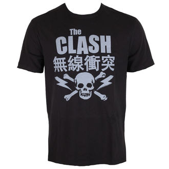 tee-shirt métal pour hommes Clash - THE CLASH BOLT - AMPLIFIED, AMPLIFIED, Clash