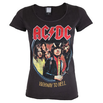 tee-shirt métal pour femmes AC-DC - ACDC - AMPLIFIED, AMPLIFIED, AC-DC