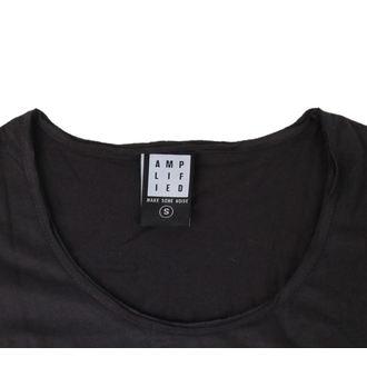 tee-shirt métal pour femmes Nirvana - NIRVANA - AMPLIFIED, AMPLIFIED, Nirvana