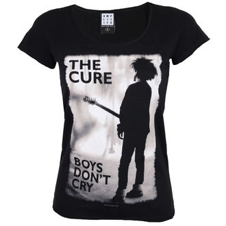 tee-shirt métal pour femmes Cure - BOYS DON'T CRY - AMPLIFIED, AMPLIFIED, Cure