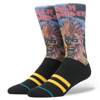 chaussettes IRON MAIDEN - BLACK, Iron Maiden