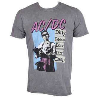 tee-shirt métal pour hommes AC-DC - DDDDC - ROCK OFF, ROCK OFF, AC-DC