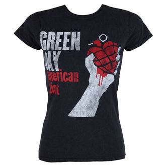 tee-shirt métal pour femmes Green Day - American Idiot - ROCK OFF, ROCK OFF, Green Day