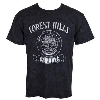 tee-shirt métal pour hommes Ramones - Forest Hills - ROCK OFF, ROCK OFF, Ramones