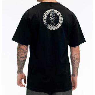 t-shirt hardcore pour hommes - BADGE OF HONOR BLAQ - SULLEN, SULLEN