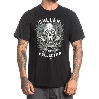 t-shirt hardcore pour hommes - HOLMES BADGE - SULLEN, SULLEN