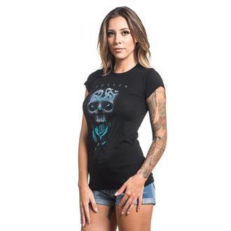 t-shirt femmes SULLEN - NEIL BADGE - NOIR, SULLEN