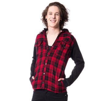 sweat-shirt avec capuche pour hommes - QUINN - VIXXSIN, VIXXSIN