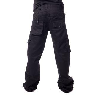 pantalon hommes Vixxsin - LEON - NOIR, VIXXSIN