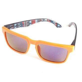 lunettes de soleil MEATFLY - Blade - B - Orange / Noir, MEATFLY