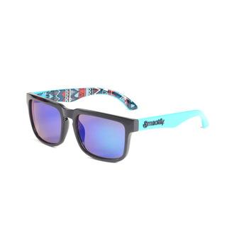 lunettes de soleil MEATFLY - Blade - C - Noir / Bleu, MEATFLY