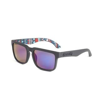 lunettes de soleil MEATFLY - Blade - ré - Noir, MEATFLY