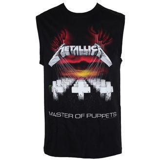 débardeur hommes Metallica - Master Of Puppets - Noir, Metallica
