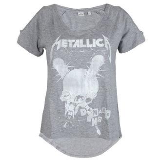 tee-shirt métal pour femmes Metallica - Damage Inc Drop Shoulder -, Metallica