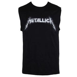 débardeur hommes Metallica - Spiked Logo - Noir, Metallica