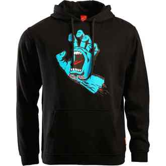 sweat-shirt avec capuche pour hommes - Screaming Hand - SANTA CRUZ, SANTA CRUZ