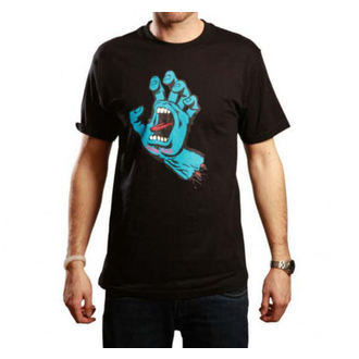 tee-shirt street pour hommes - Screaming Hand - SANTA CRUZ, SANTA CRUZ