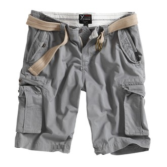 short hommes SURPLUS - XYLONTUM VINTAGE - GRAU, SURPLUS