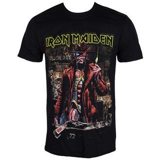 tee-shirt métal pour hommes Iron Maiden - Stranger Sepia - ROCK OFF, ROCK OFF, Iron Maiden