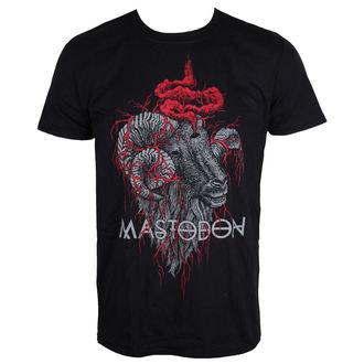 tee-shirt métal pour hommes Mastodon - Rams Head - ROCK OFF, ROCK OFF, Mastodon