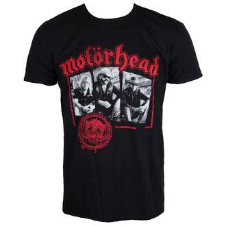 tee-shirt métal pour hommes Motörhead - Stamped - ROCK OFF, ROCK OFF, Motörhead