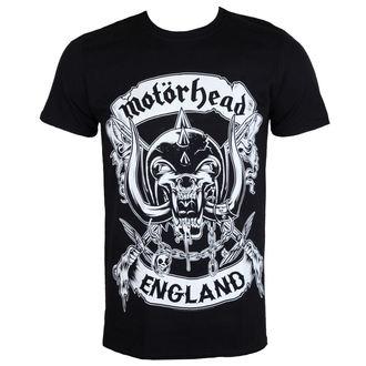 tee-shirt métal pour hommes Motörhead - Crosses Sword England - ROCK OFF, ROCK OFF, Motörhead