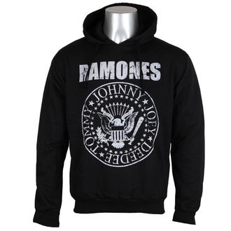 sweat-shirt avec capuche pour hommes Ramones - Presidential Seal - ROCK OFF, ROCK OFF, Ramones