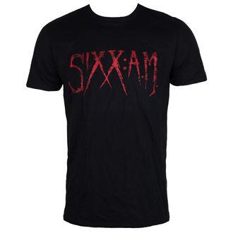 tee-shirt métal pour hommes Sixx A.M - Black - ROCK OFF, ROCK OFF, Sixx A.M