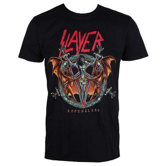 tee-shirt métal pour hommes Slayer - Demon Christ Repentless - ROCK OFF, ROCK OFF, Slayer