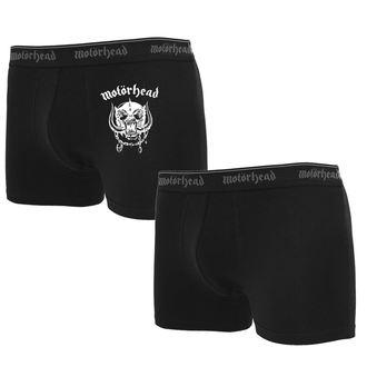 boxer short hommes (ensemble 2 pièces) Motörhead - Logo - MC004