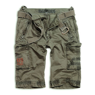 short hommes SURPLUS - ROYAL - VERT - 07-5599-64