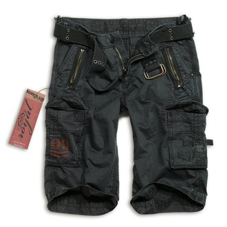 short hommes SURPLUS - ROYAL - NOIR, SURPLUS